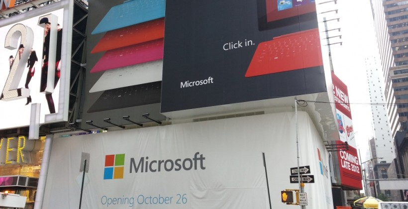 Microsoft Windows 8 event: we're here!