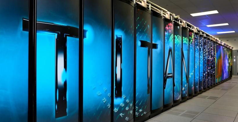 Titan supercomputer goes live with potent CPU/GPU tag team