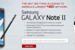 Samsung Galaxy Note 2 available for preorder at Verizon and AT&T