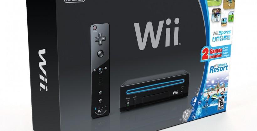 Nintendo Wii under $130 in holiday price slash