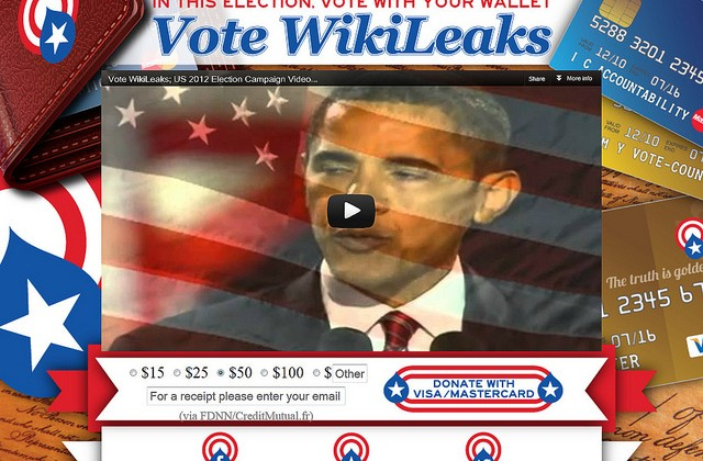 """Anonymous cuts ties with Wikileaks over new """"paywall"""""""