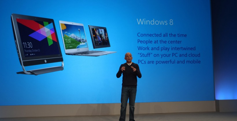Microsoft: Over 1,000 new PCs now Windows 8 Certified