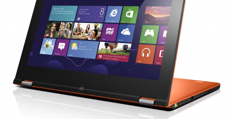 Lenovo IdeaTab Lynx and Twist introduced as Yoga 11 and 13 finalized