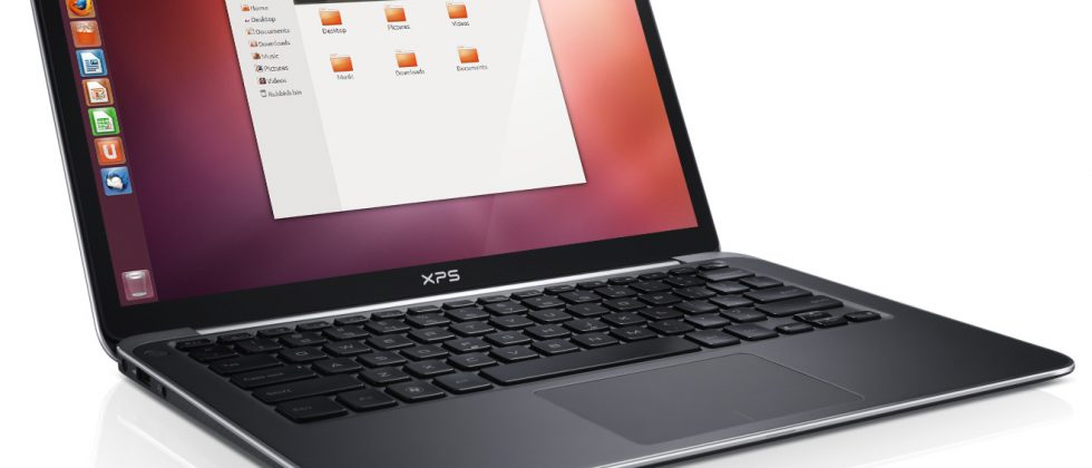Dell now offering XPS 13 Ultrabook running Ubuntu