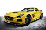Mercedes SLS AMG Coupé Black Series revealed… and it's a beast