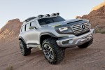 Mercedes-Benz shows off Ener-G-Force concept vehicle