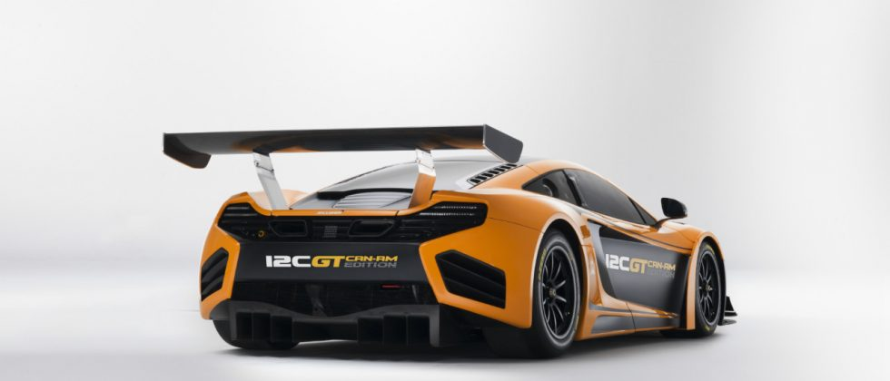 McLaren announces limited run 12C GT Can-Am Edition