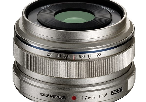 Olympus unveils new Micro Four Thirds 17mm f/1.8 M.Zuiko lens