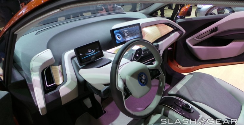 BMW i3 Concept Coupe eyes-on at LA Auto Show