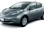 2013 Nissan Leaf unveiled in Japan