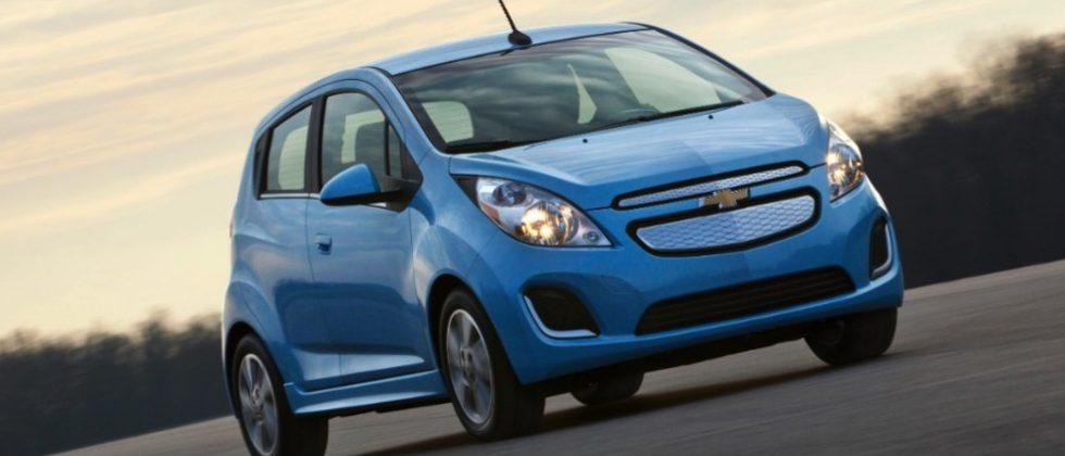 Chevrolet Spark EV slips in under $25k