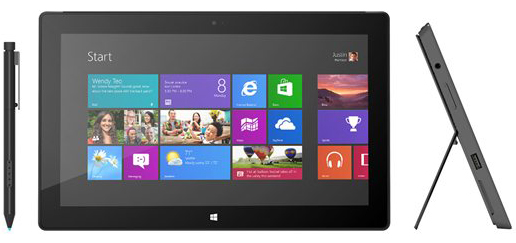 Microsoft Surface Pro arriving in January starting at $899