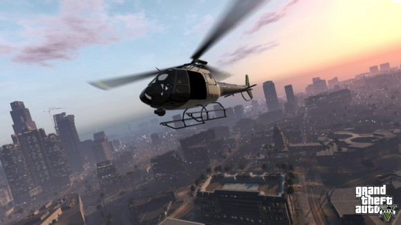 """Grand Theft Auto series still """"special"""" because of infrequent releases"""