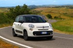 Fiat announces new 500L and 500L Trekking for North America