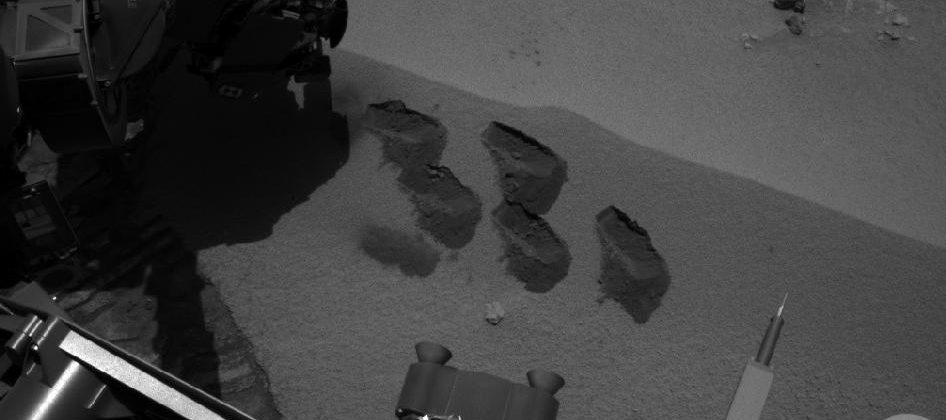 Curiosity Mars rover finds radiation levels safe for humankind