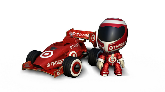 LittleBigPlanet Karting hits PS3 with Target Exclusive DLC