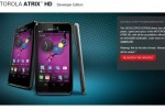 Motorola unveils Atrix HD Developer Edition