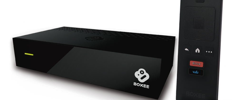 Boxee TV on sale now