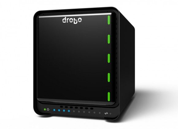 Drobo 5N teased with ethernet connectivity