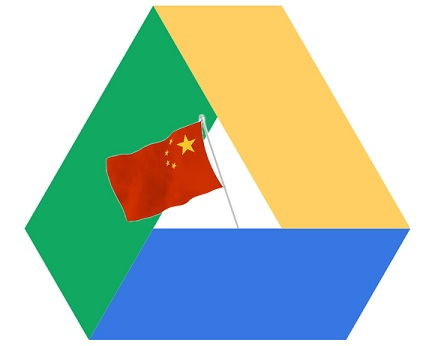 Google services blocked by Chinese government