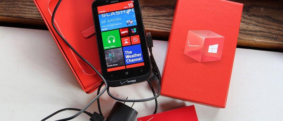 Verizon Nokia Lumia 822 Review