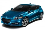 Honda unveils the 2013 CR-Z Sport Hybrid