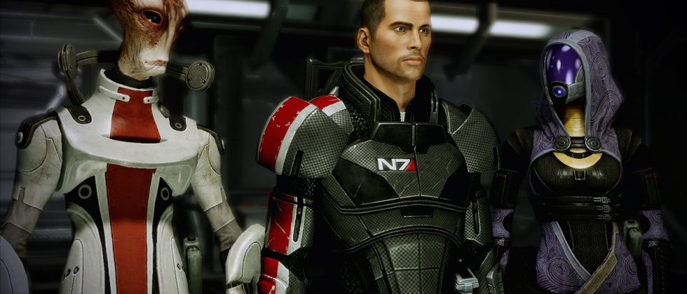 BioWare wants your suggestions for the next Mass Effect game