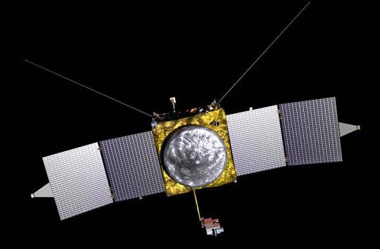 Remote-sensing instrument for MAVEN spacecraft delivered