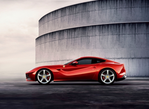 Ferrari to auction the first F12berlinetta in the US to support hurricane Sandy relief