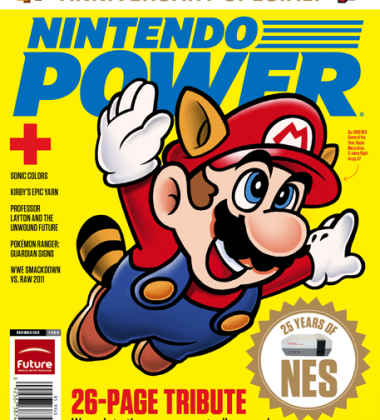 Nintendo Power final issue finished, offices shut down