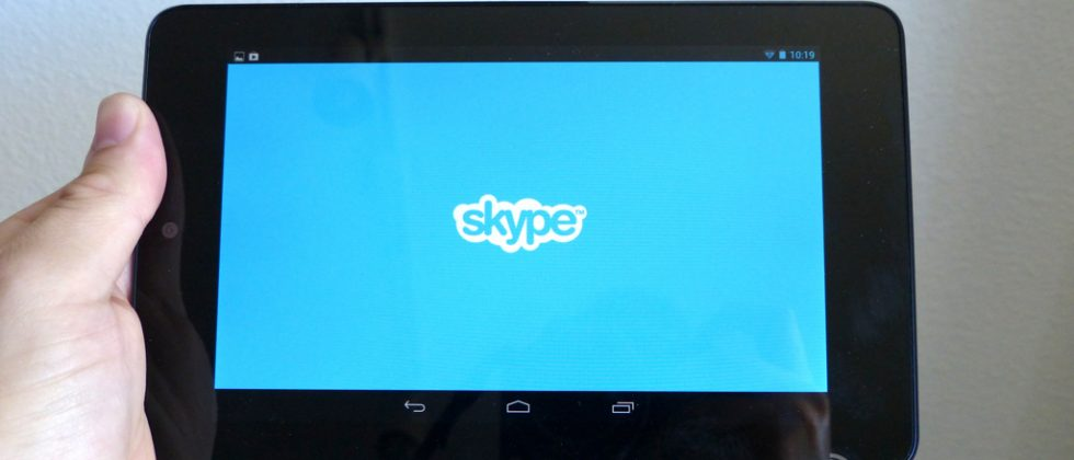 Skype 3.0 arrives on Android with Microsoft login and new tablet UI