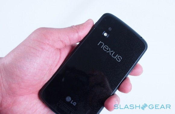 Nexus 4 and Nexus 10 now available in the US