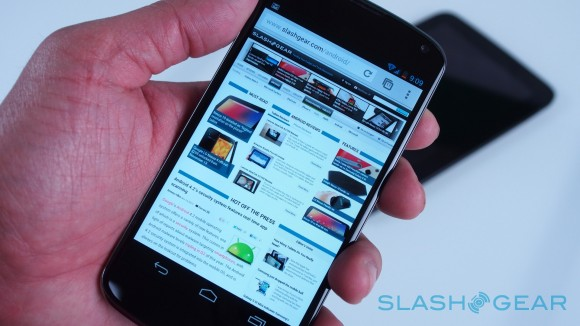 Nexus 4 shipping time pushed back to 2013