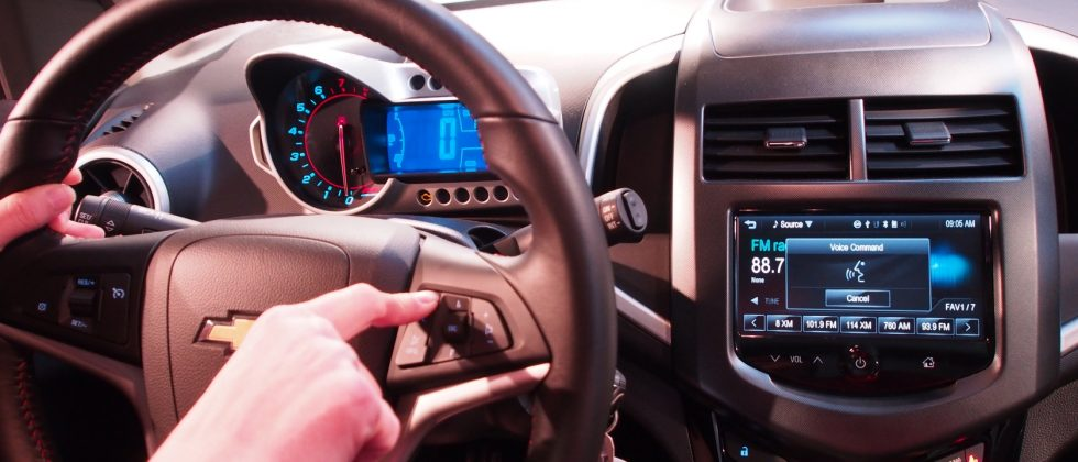 Chevrolet Sonic and Siri integration hands-on