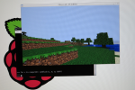 Minecraft will soon run on Raspberry Pi