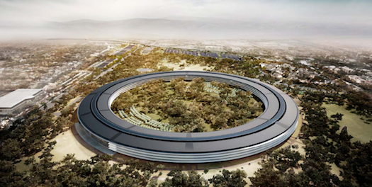 Apple's spaceship campus will be completed later than expected