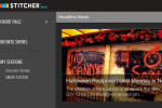 Stitcher releases web app for desktop users