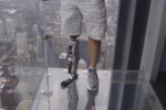 Amputee climbs Willis Tower with mind-controlled bionic leg