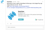 Google+ adds one-click download of Android apps
