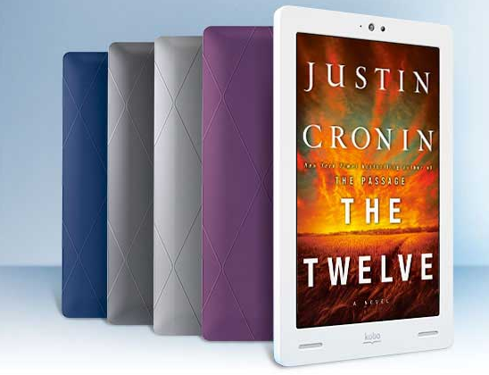 Kobo Arc now on sale in Canada, UK, and France