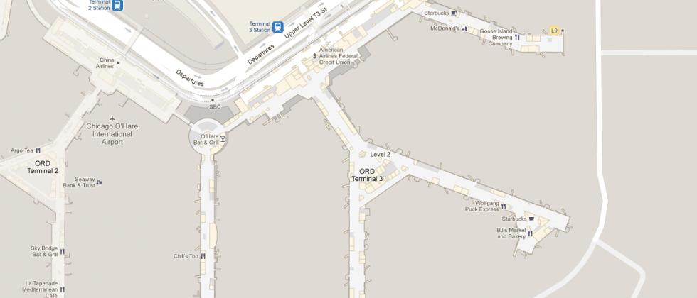Google launches indoor maps on the desktop