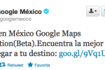 Google Maps Navigation now available in Mexico