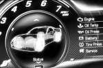 2014 Corvette trailer teases digital instrument panel