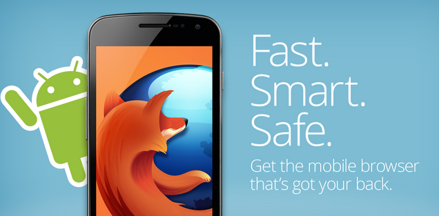 Firefox for Android now supports millions of ARMv6 smartphones