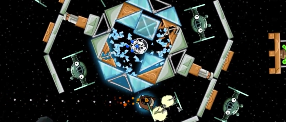 Angry Birds Star Wars released in cross-platform gush
