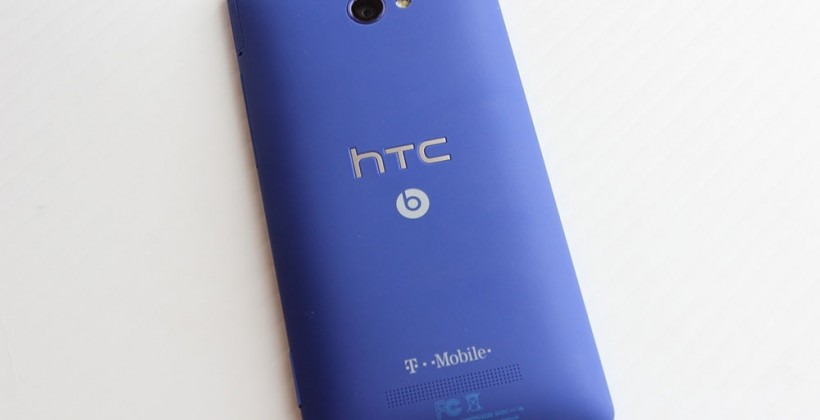 T-Mobile HTC Windows Phone 8X Review