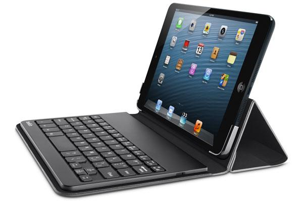 Belkin unveils new iPad mini portable keyboard case
