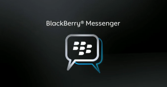 BlackBerry Messenger gets voice chat feature