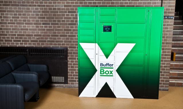 Google buys locker storage provider BufferBox