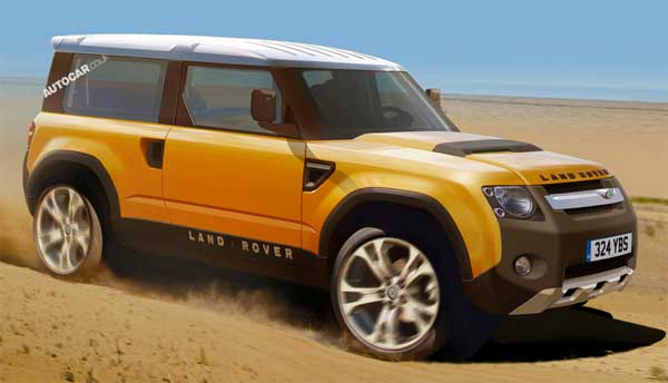 Land Rover to get 16 new models